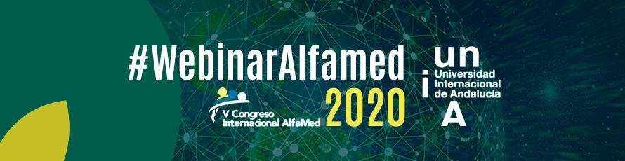 #WebinarAlfamed: Entre hashtags y TRIC