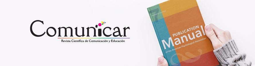 Normativas APA 7ª Ed. Comunicar para investigadores
