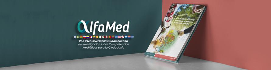Nueva publicación: 'Currículum Alfamed de formación de profesores en educación mediática'