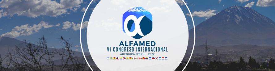 Organización del VI Congreso Internacional Alfamed en Arequipa, Perú